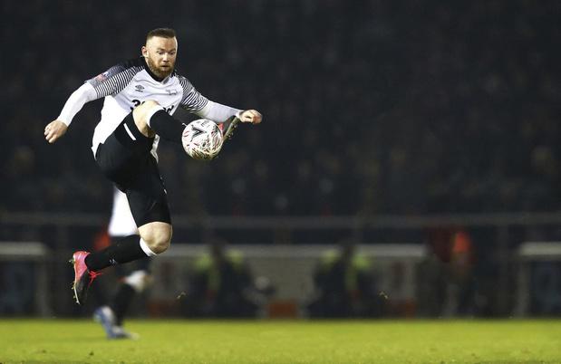 """La double vie de Rooney: """"Il est le relais idéal"""""""