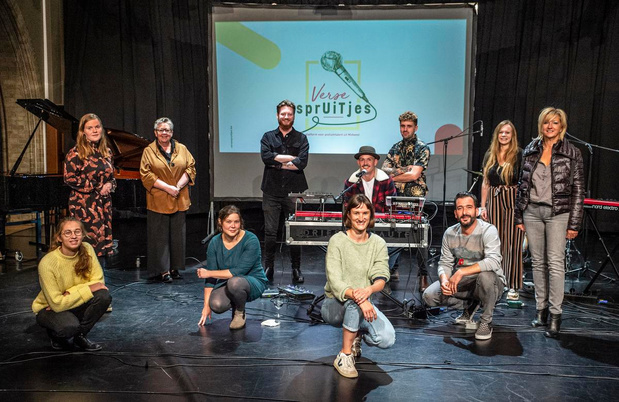 Platform Verse SprUiTjes (BIE) moet podiumtalent en organisatoren met elkaar connecteren