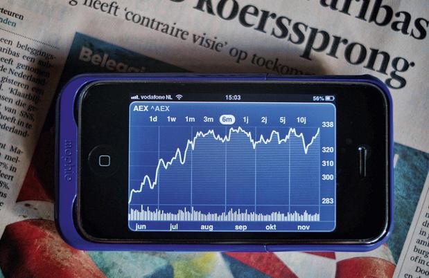 Grote toekomst... voor beleggers in e-health