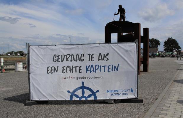 Dienst Cultuur Nieuwpoort lanceert oproep voor foto's van de coronacrisis