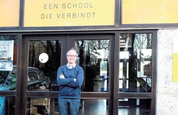 Digitale lessen bij 't Saam in Diksmuide