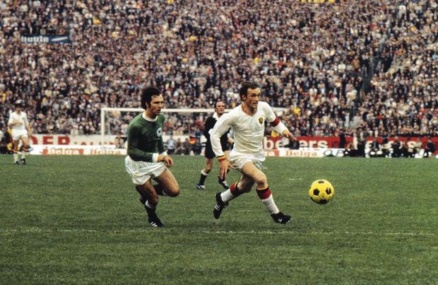 Paul Van Himst over EK 1972: 'We hadden dikke pech dat we tegen West-Duitsland uitkwamen'