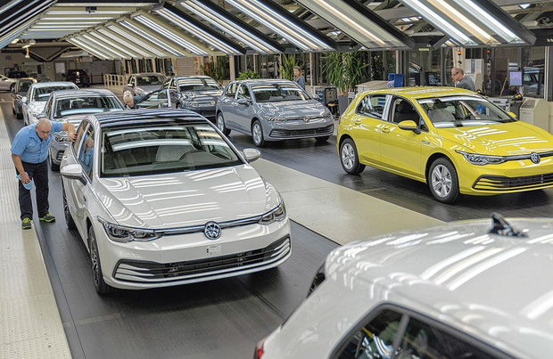VW demeure leader en Europe