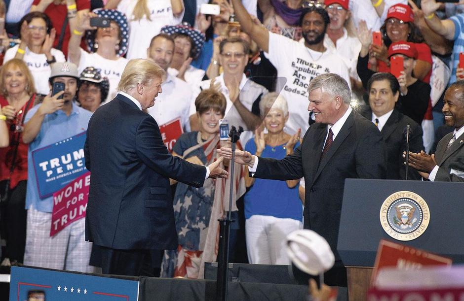 USA: Républicains et chrétiens évangéliques, jusqu'à la fin des Temps