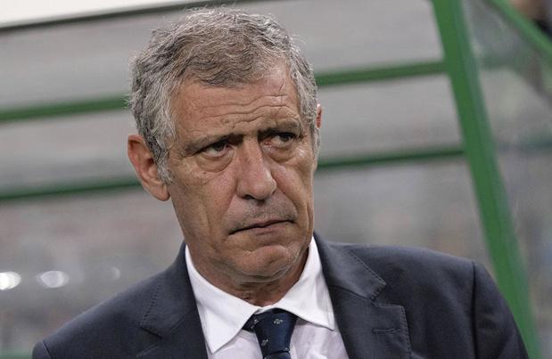Wie is Fernando Santos, de bondscoach van Portugal?