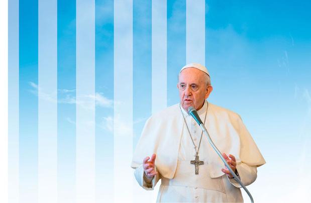 Interview met paus Franciscus over zijn passie voor sport: 'Wie wint, weet niet wat hij verliest'