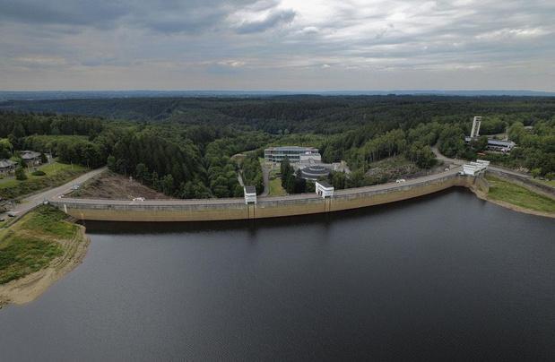 Inondations : les barrages la Gileppe et d'Eupen ont permis d'éviter des dégâts plus importants