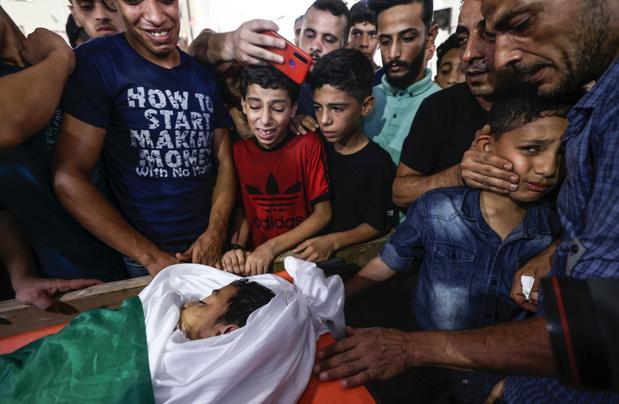 Palestijns kind overleden aan verwondingen door schoten van Israëlische soldaten
