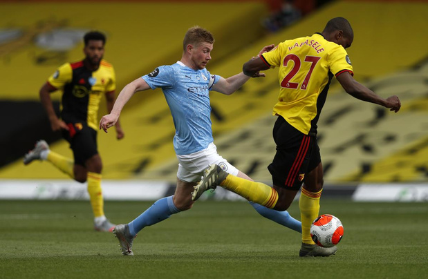 Kevin De Bruyne Football Player of the Year?