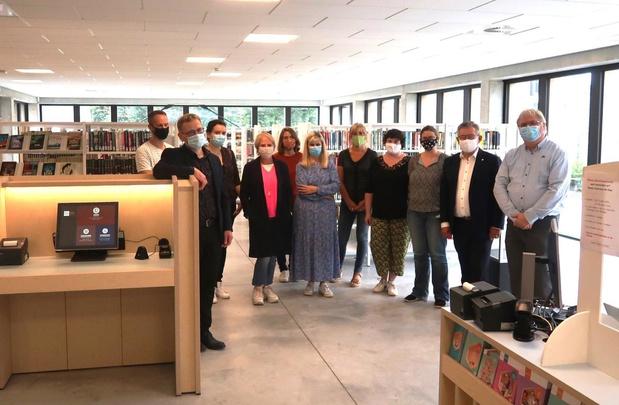 Nieuw bibliotheekfiliaal 'Xaverianen' in Sint-Michiels opent zaterdag de deuren