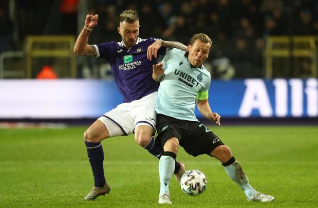 'Op basis van wat Anderlecht tegen Club toonde, moet PO1 nog kunnen'