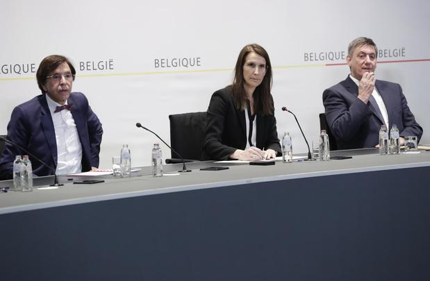 Le cap des 5.000 décès répertoriés dépassé en Belgique: 313 nouveaux décès en 24 heures