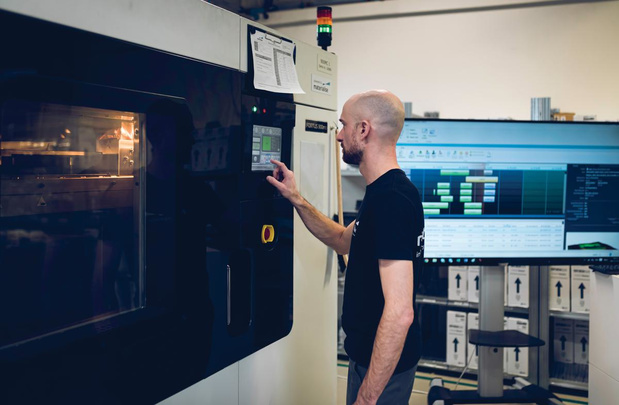 3D-printingbedrijf Materialise mikt op Amerikaanse overname