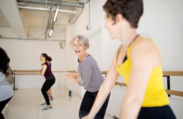 De onverwachte voordelen van beweging tijdens de menopauze