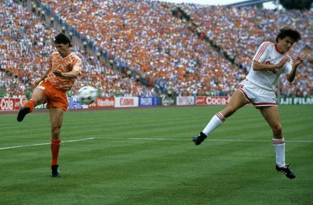 Flashback naar 25 juni 1988: Van Basten maakt een onmogelijke goal in de EK-finale
