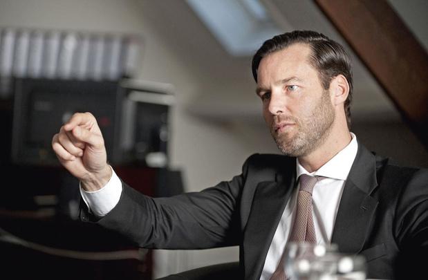 """Olivier Leleux, CEO de Leleux Associated Brokers: """"La taxe sur les comptes-titres, c'est du brol!"""""""