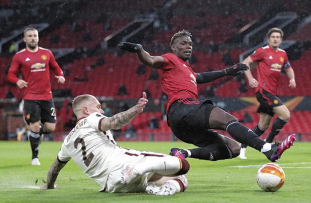Imprévisible Manchester United