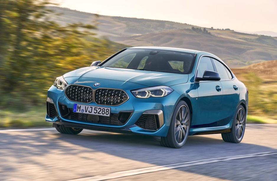 BMW lanceert nieuwe 2-serie Gran Coupé: Compact en dynamisch