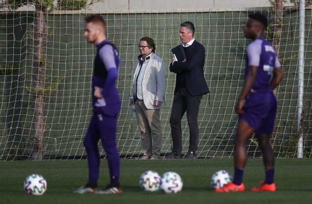 'Voor buitenlanders is Anderlecht niet meer de eerste bestemming in België'