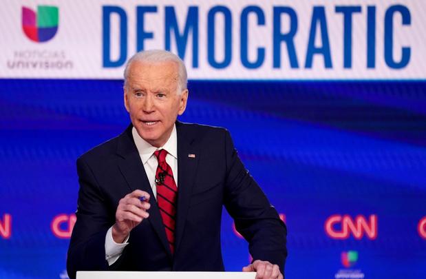 Biden tegen Afro-Amerikaan: 'wie Trump stemt is niet echt zwart'