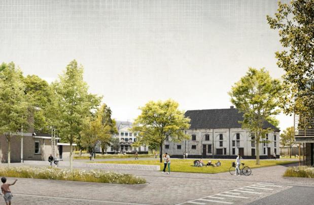 Make-over voor Hernieuwenburg: complete uitwerking zal liefst tien jaar duren