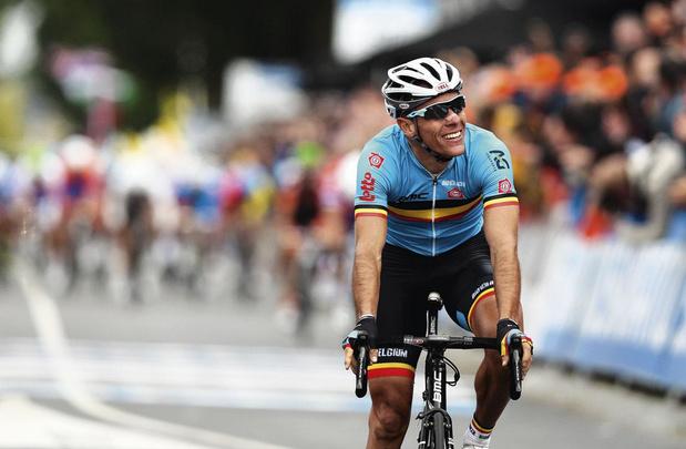 Philippe Gilbert is ontgoocheld: 'Wou persoonlijke ambities opzijzetten'