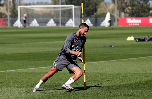 Eden Hazard: minder waard dan Thibaut Courtois