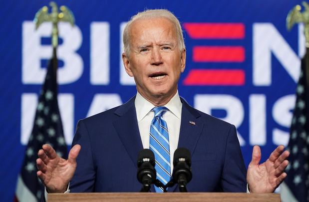 'De centrumkoers van Biden heeft wél gewerkt'