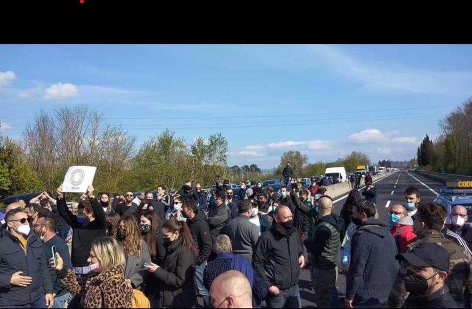Factcheck: nee, er zijn geen nationale snelwegblokkades opgetrokken in Italië