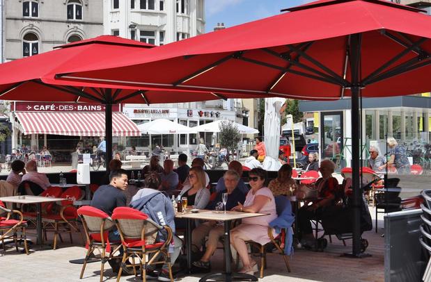 Safe Summer-plan De Panne maakt Zeelaan veiliger en gezelliger