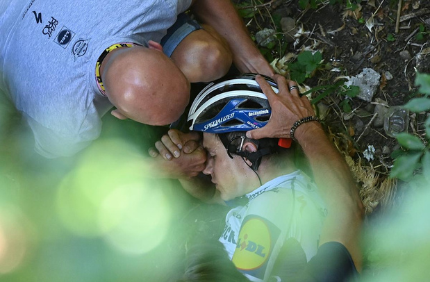 Na de crash van Remco Evenepoel: renners moeten nú in opstand komen