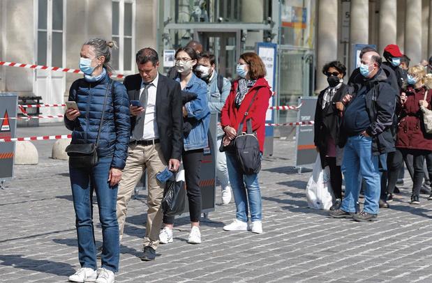 Coronavirus : la Belgique aurait le taux d'infection le plus élevé parmi 11 pays européens