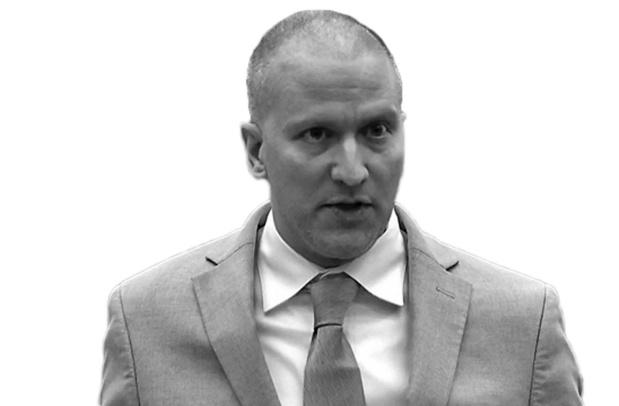 Derek Chauvin Naar de gevangenis