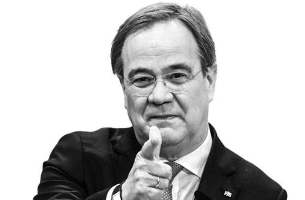 Armin Laschet - Aan de CDU-top