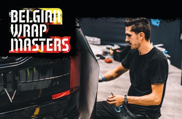 Fespa België organiseert Belgisch kampioenschap Carwrapping