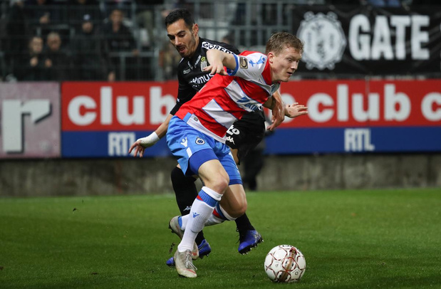 Club verhuurt overbodige Thibault Vlietinck aan OH Leuven