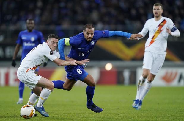 KAA Gent mist zijn momentum, maar verlaat het Europese toneel met opgeheven hoofd