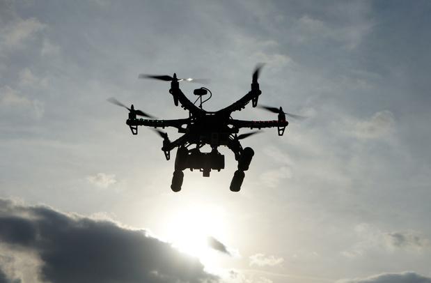 'Houd die drones in hun kot'