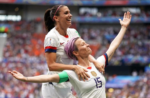 Flashback naar 7 juli 2019: de dag dat het vrouwenvoetbal definitief doorbrak