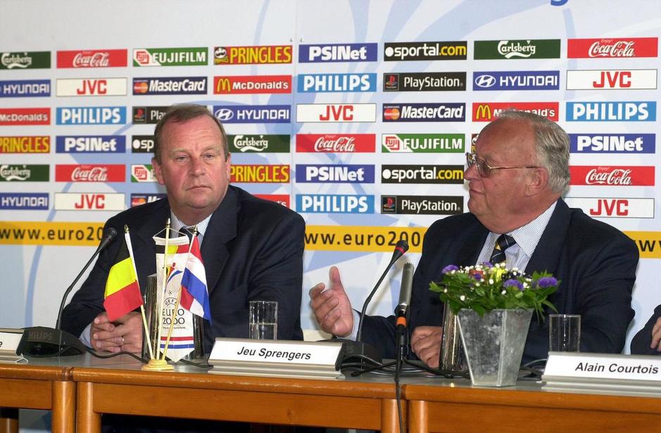 Hoe België tien jaar na het Heizeldrama EURO 2000 onder zijn hoede mocht nemen