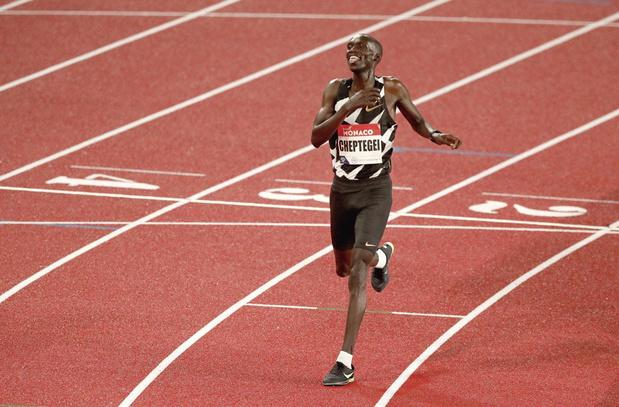 Wie is Joshua Cheptegei, de man die het wereldrecord op de 10.000 meter verpulverde?