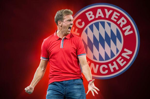 À lire sur Raimundo: Julian Nagelsmann pour relancer le Bayern