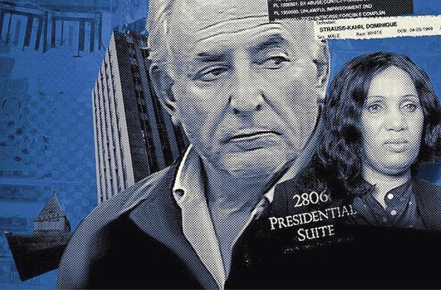 L'épisode DSK au Sofitel de New-York, sur Netflix