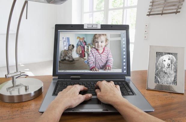 Hoe kan je er beter uitzien op webcam?