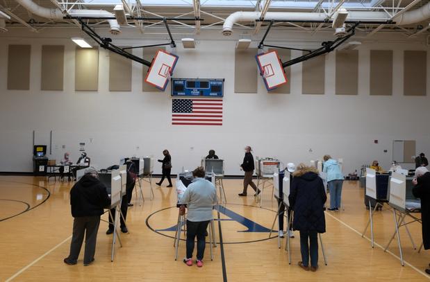 'Geen bewijs' van verloren of gewijzigde stembiljetten bij verkiezingen VS