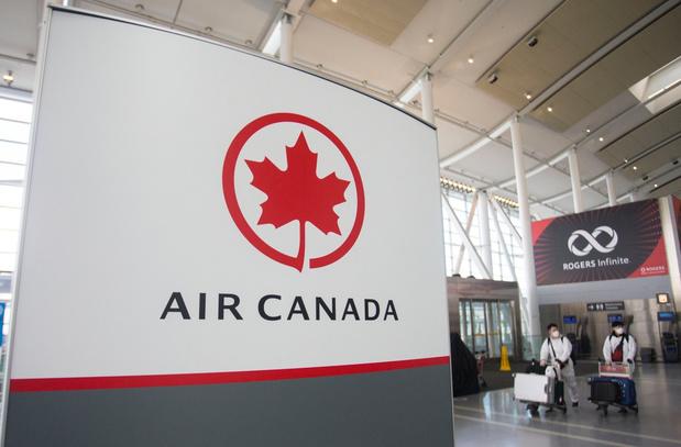 Miljarden staatssteun voor Air Canada