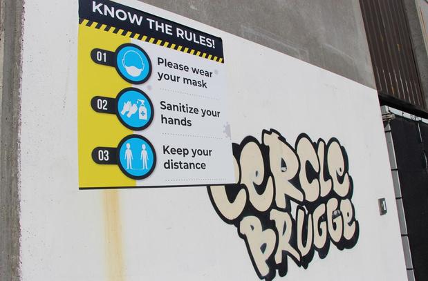 Ook Cercle Brugge is klaar voor voetbal mét publiek