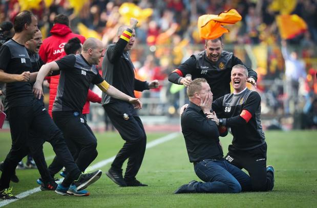 1 jaar na de bekerwinst van KV Mechelen: 'Het was pure gelukzaligheid'
