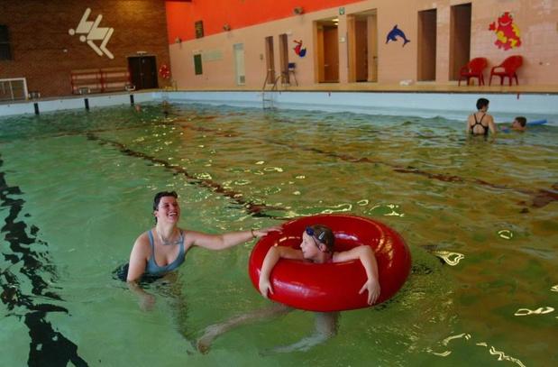 Zwembad Tielt tijdelijk gesloten vanwege technische problemen