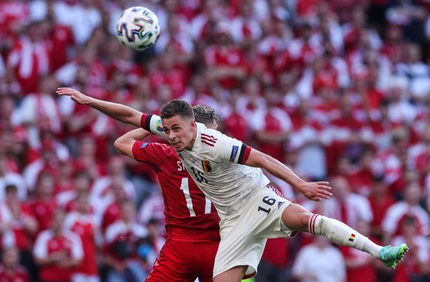 Thorgan Hazard: 'Als we het EK winnen met slecht spel, zullen de mensen tóch tevreden zijn'